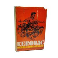 DESOLATION ANGELS By JACK KEROUAC. FIRST EDITION FIRST PRINTING