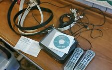 Hauppauge HD PVR with two remotes, cables. and software