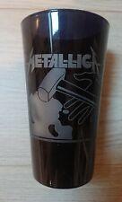 Limited METALLICA Etched Glass KILL EM ALL