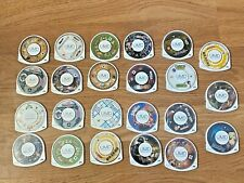 SONY PSP Game UMD software Lot of  23 (No tested) Import Japan