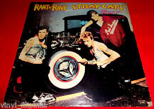 PHILIPPINES:STRAY CATS - Rant N' Rave,LP,Vinyl,RARE,Rockabilly,Rock & Roll