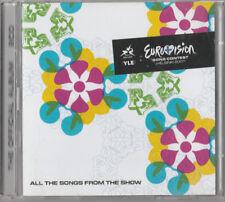 Eurovision Song Contest 2007 Helsinki ESC CD ( Dobble CD )