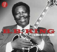 B.B. King & Kings Of The Electric Blues (2010, CD NEUF)3 DISC SET