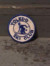 Vintage Toledo Skin Club Patch NOS