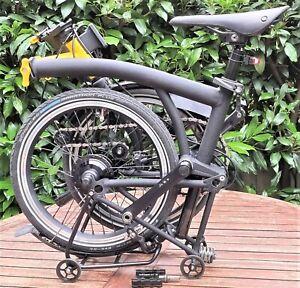 Brompton Alfine Shimano 11 Umbauten, wie neu