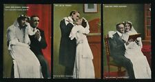 Comic Love Romance - How to be Happy Though Married x6 c1900/20s? PPCs