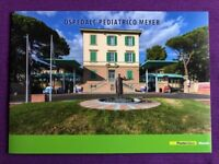 FOLDER 2016  125° ANNIVERSARIO DELL'OSPEDALE PEDIATRICO MEYER DI FIRENZE