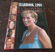People Weekly Yearbook 1998 Princess Diana Cover Illustrated Hardcover Book