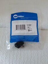 Miller 111997 Switch Rocker Spst 10a 250vac On Off Visi Red Rock