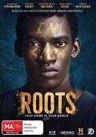 Roots (DVD, 2016, 3-Disc Set) - Region 4