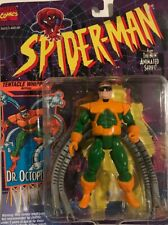 Marvel Spider-Man Dr. Octopus with Tentacle Whipping Action Figure 1994 NIB