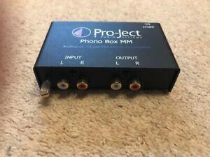 Pro-Ject Phono Pre-Amplifier - Black