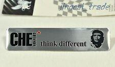 CHE GUEVARA think different Aluminium Car Decal Badge Emblem Sticker Auto SUV