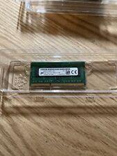 New listing Lot of 5 4Gb Memory Pc3L-12800S-11-13-B4 Mt8Ktf51264Hz-1G6N1