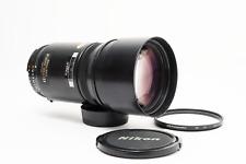 Nikon 180mm F/2.8 AF ED Lens