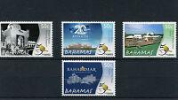 Bahamas 2014 MNH Tourism Golden Jubilee Hotels 4v Set Architecture Stamps