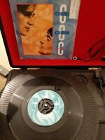 "China Crisis ‎– Christian Vinyl 7"" p/s single VS562 1983"