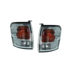 LEFT AND RIGHT TURN SIGNAL INDICATOR BLINKER LIGHTS TOYOTA HILUX 2001-2005