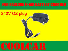 Power Adaptor for SENCO 6V Ni-cd Ni-MH Battery Charger AC 240V to DC 12V 1A OZ