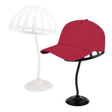 Retro Hat Display Holder Storage Organizer Cap Wig Dryer Stand Rack 30*56*10Cm