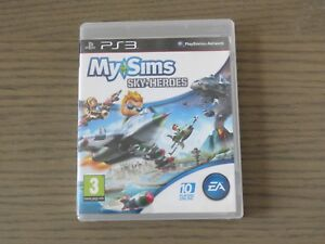 JEU PLAYSTATION 3 PS3 MY SIMS SKY HEROES  EN FRANCAIS