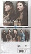 THE UNTHANKS here's the tender coming CD ALBUM