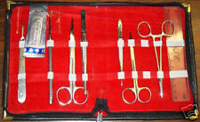 Dissecting Dissection Kit Set Advanced Biology Student Lab Tool Teachers Choice
