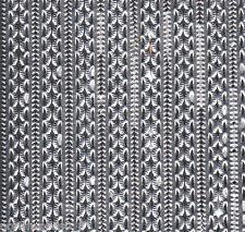 SILVER METALLIC MINI SCALLOP BORDER STRIP TRIM EDGING ORNAMENT DRESDEN GERMANY