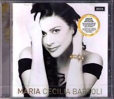 Cecilia BARTOLI: MARIA Malibran VENGEROV Bellini Hummel Pacini Persiani Rossi CD