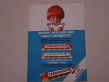 advertising Pubblicità 1971 CARRARMATO PERUGINA