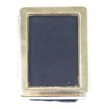 Very Nice Fully Hallmarked Sterling Silver Photograph Frame - Sheffield 1988