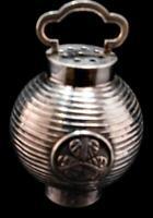 RARE Vintage Sterling 950 ASAHI SHOTEN Salt Shaker
