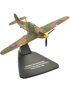 Hawker Hurricane MK1 (1940) Diecast Model Airplane
