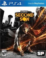 Infamous: Second Son for PlayStation 4 [New PS4]