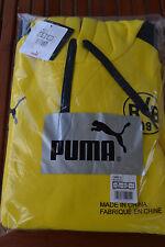 Puma BVB Borussia Dortmund T7 Hoody Kapuzenpullover Damen, Neu, Gr. XXL, 44 Gelb