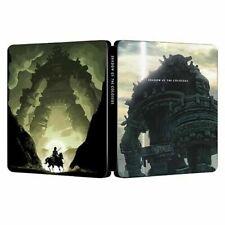 Shadow of the Colossus Steelbook - NEU in Folie - Custom - !! ohne Spiel !!