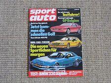 sport auto - Heft 6/76 Juni 1976 - SW Formel 1 powerslide rallye racing