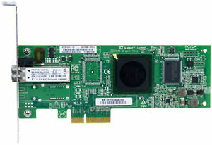 QLOGIC DELL 0PF323 QLE2460 4Gb FIBRE CHANNEL PCIe Card