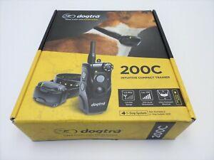 Dogtra 200C Dog Training E-Collar Black ***FAST FREE Shipping***
