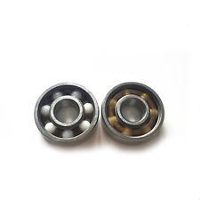 Dial, gear, pulley, skateboard, ceramic ball speed bearing