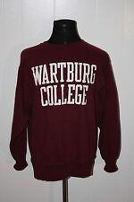 Wartburg College Knights Iowa Pullover Crewneck Sweatshirt XL
