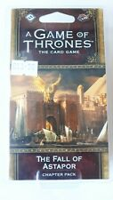 A GAME OF THRONES The Card Game: The Fall of Astapor chapter pack expansion (FF)