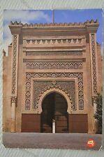 """CPM """" MEKNES - Porte du Palais"""