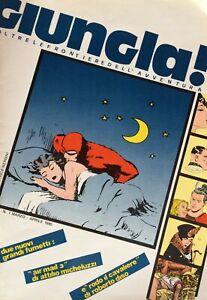 GIUNGLA ! n.1 Nerbini 1985 [DOT]