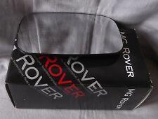 New Genuine Rover 200 LH Left RH Right mirror glass CRD100350