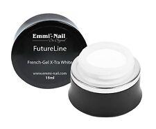 Emmi-Nail Futureline French-Gel X-Tra White 15ml  NEU!!