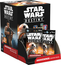 Sealed Awakenings Booster Box: Star Wars Destiny: Any Reasonable offer accepted!