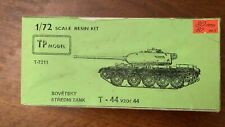 TP MODEL T-44 mod. 1944 1/72 RESIN model kit.RARE