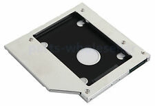 9.5mm Universel SATA 2nd DISQUE DUR HDD SSD Caddy Disque Dur pour pc portable