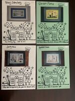 Shakespeare's Peddler Cross Stitch Charts